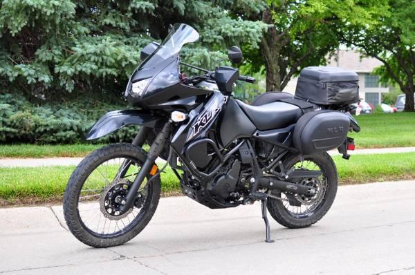 Photo 2018 Kawasaki KLR 650 - $6,000 (Omaha)