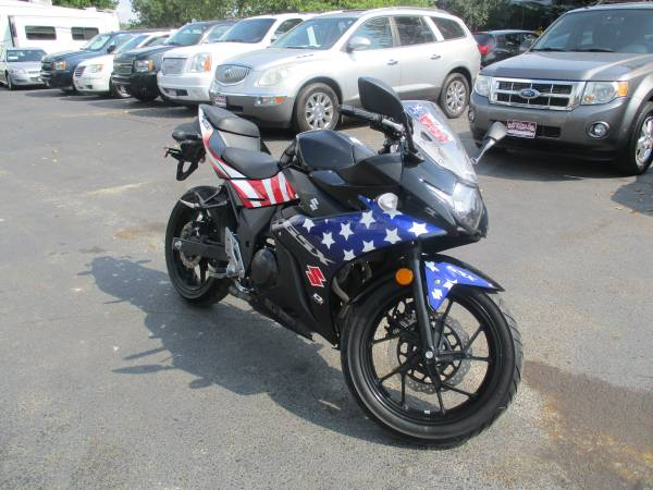 Photo 2018 Suzuki GSX250R- EASY BUY HERE PAY HERE FINANCING (225 S 35th St)