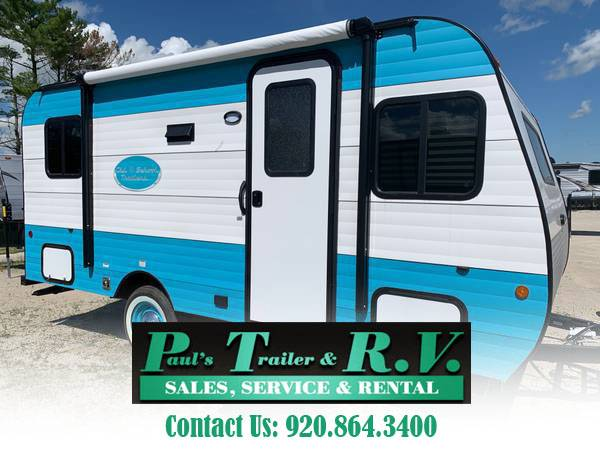Photo 2021 Old School Trailers 818 - BLACK FRIDAY SPECIALS - $13,995 (Morrison, WI)