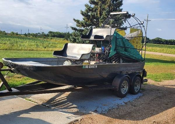 Photo Air Boat - $17500 (Fremont)