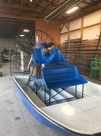 Photo Airboat - $15500