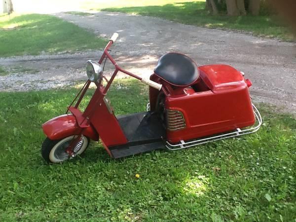 Photo Allstate-Scooter-1953 - $2,495 (Omaha, NE)