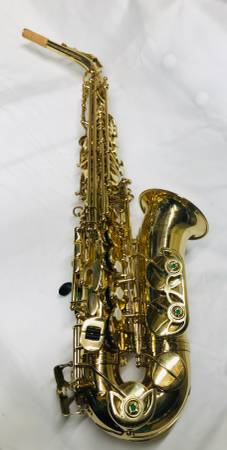 Antigua Winds Model AS6200CCA /'ProOne/' Alto Saxophone BRAND NEW CLOSEOUT!