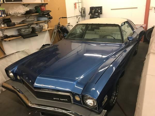 Photo Buick 1974 Gran Sport GS 455 Century - $8500 (Superior Auto 4521 S 88th)