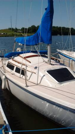 Photo Catalina 22 Sailboat - $7300 (Omaha)