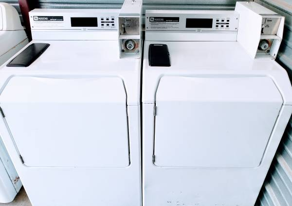Photo Coin -Ops Maytag Washer used........ for home or commercial use
