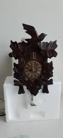 Photo Cuckoo Clock - $50 (Council Bluffs)