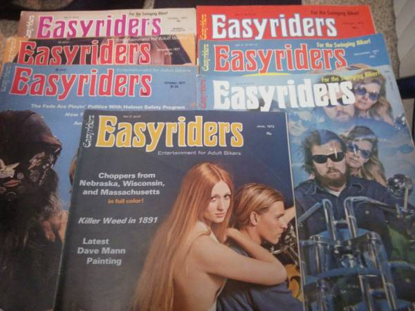 Photo Easy Rider, Chopper, Big Bike - $65 (Millard)