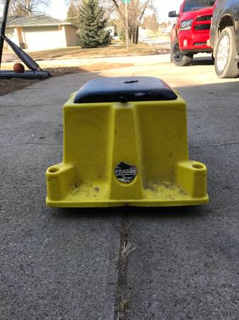 Photo Ice fishing Sled and stuff - $1,234 (Broken Bow)