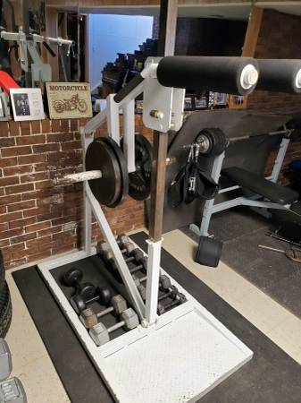 Photo Jam39N Squat Machine - $400 (Omaha, NE)