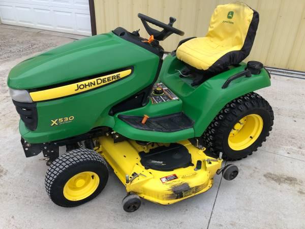 Photo John Deere X530 54quot Mower - $3500 (Glenwood)