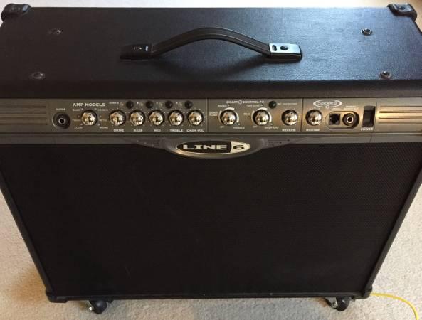 Photo Line 6 Spider II 212 Guitar Amplifier - $140 (Papillion)