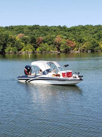 Photo One week only price drop 5900 to 5300 1999 procraft fish and ski - $5300 (Winterset)