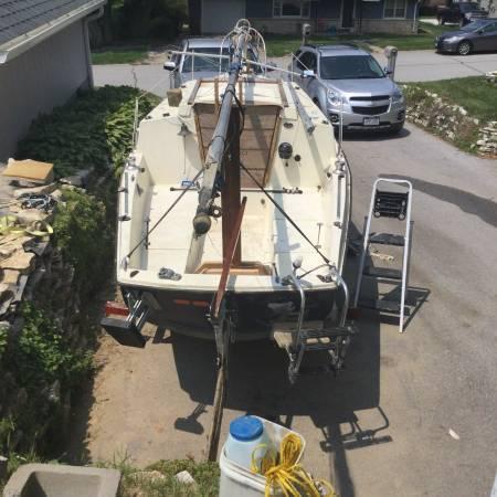 Photo South Coast 22 Sailboat - $1,825 (Omaha)