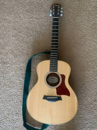 Photo Taylor GS Mini-e Rosewood - $550 (Omaha)