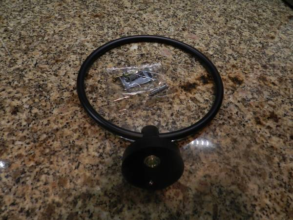 Photo Towel Ring - Oil Rubbed Bronze Finish - $15 (Papillion, NE)