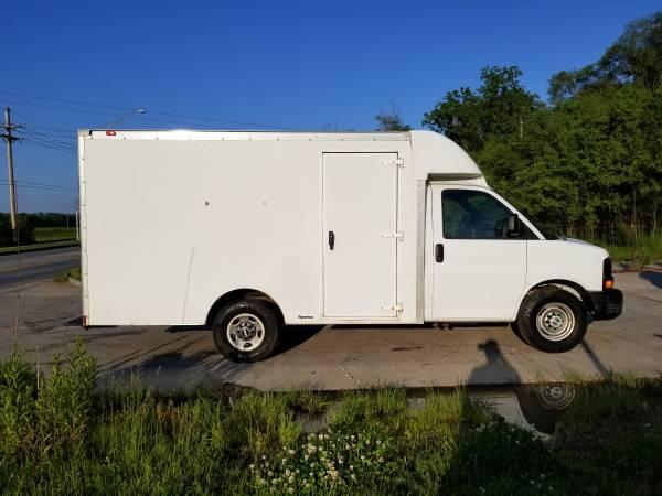 Photo TruckMount Carpet Cleaning Machine - Box Truck - $8500 (omaha)