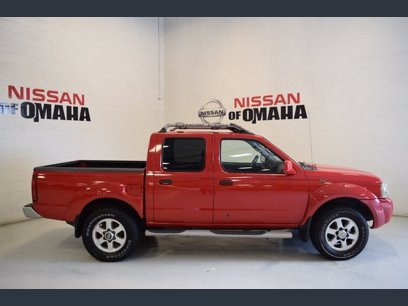 Photo Used 2003 Nissan Frontier SE for sale