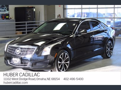 Photo Used 2014 Cadillac ATS 2.0T Luxury AWD Sedan for sale