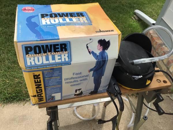Photo Wagner Power Paint Roller - $30 (Bellevue,NE)