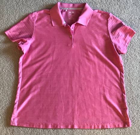 Photo XL Ladies Adidas Climacool Polo - $8 (SW Omaha)