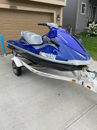 Photo Yamaha Wave Runner Jet Ski - $7,200 (Omaha)