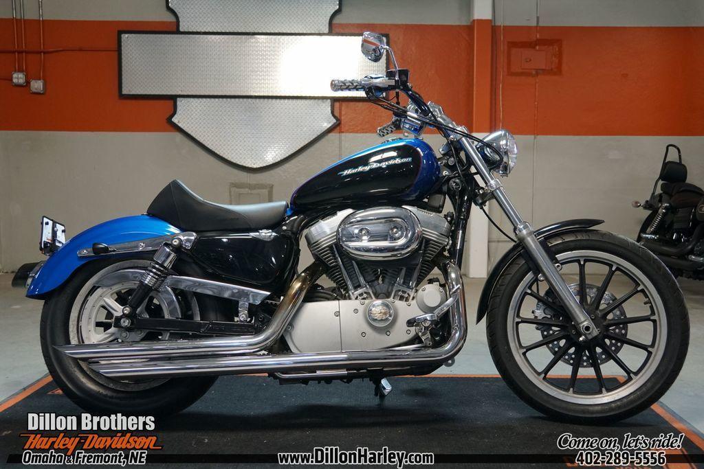 Photo 2004 Harley-Davidson XLH883 - Sportster Hugger 883 $4200