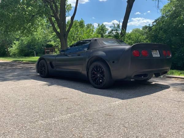 Photo c5 corvette convertible - $4,000