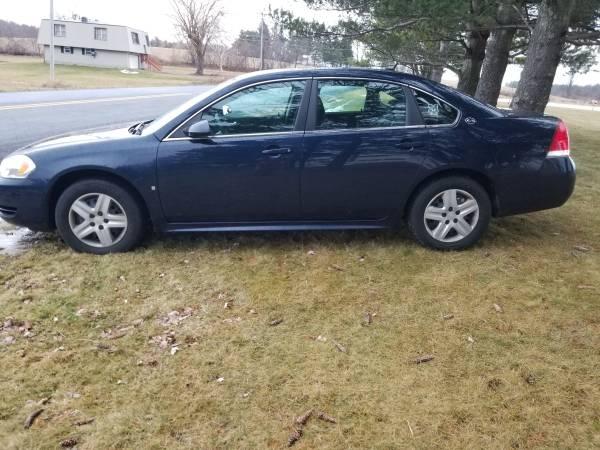 Photo 09 Chevy Impala LS - $5,000 (schoharie)