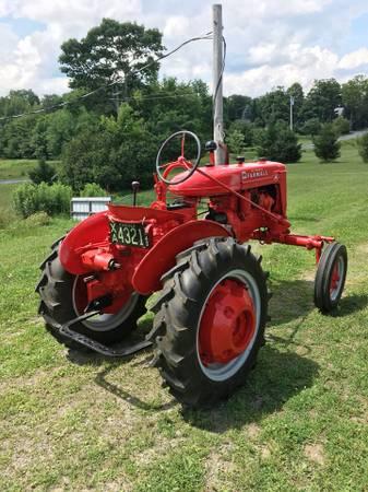 Photo 194039s International Harvester Farmall Model A - Tractor - $2800 (Mary)