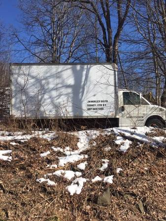 Photo 1997 Chevy 3500 Box Truck Need Gone ASAP - $750 (Sidney Center)