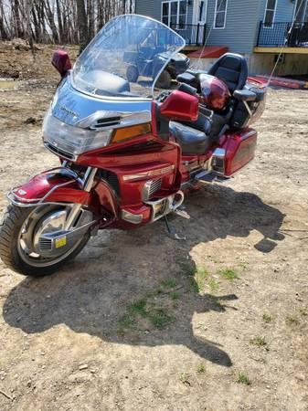 Photo 1997 Honda Goldwing SE 1500 - $3,000 (Clarksville)