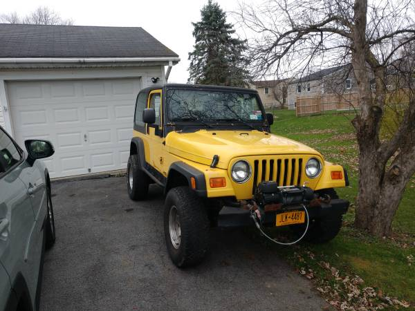 Photo 2004 Jeep Wrangler TJ, $4000obo - $4,000 (Minoa)