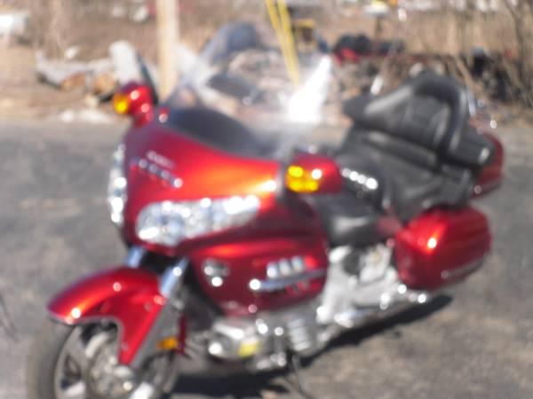 Photo 2008 Honda Goldwing - $12,500 (Stillwater)