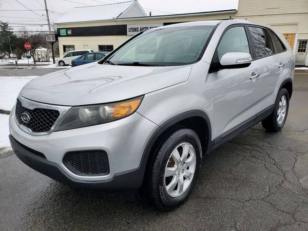 Photo 2011 Kia Sorento - Good and Bad credit, reputable dealer 3 locations - $6995.00 (Jordan, ny)