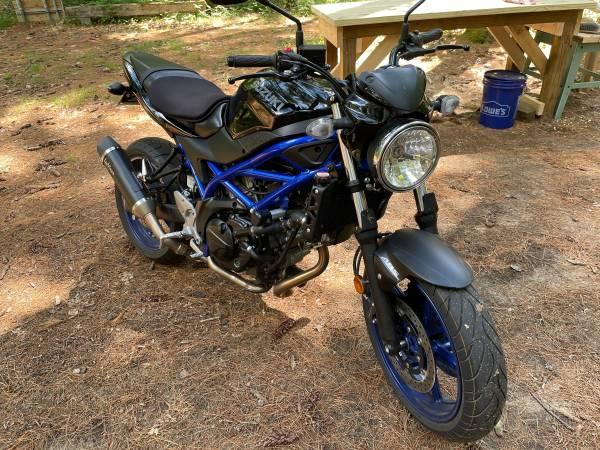 Photo 2019 Suzuki SV650 - $5,400 (Blossvale)