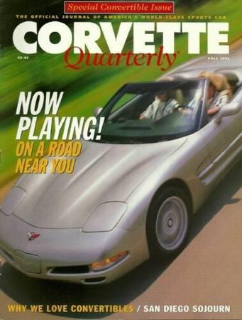 Photo 20 Corvette Quarterly Magazines - $35 (Oneonta)