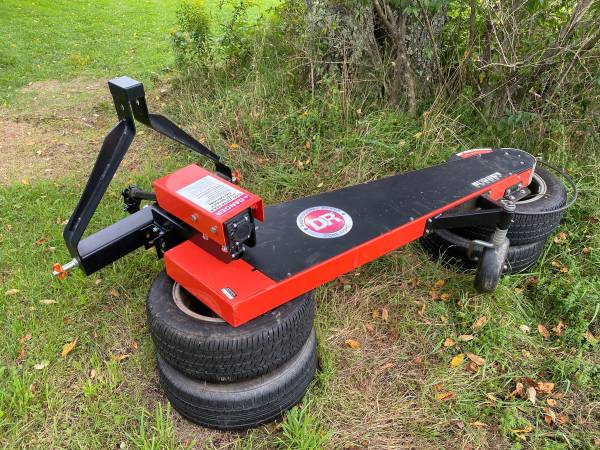 Photo 3-point hitch DR Trimmer Mower - $900 (Charlotteville)