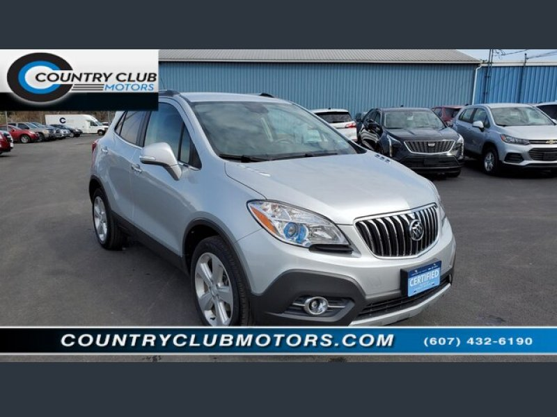 Photo Certified 2015 Buick Encore AWD Convenience for sale