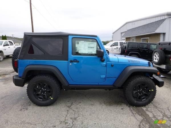 Photo Jeep Wrangler Top  Side Windows - $200 (Jefferson)