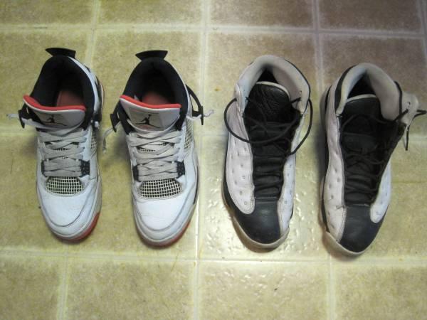 Photo Mens Nike Air Jordan - Size 12  13 - $50 (Niskayuna)