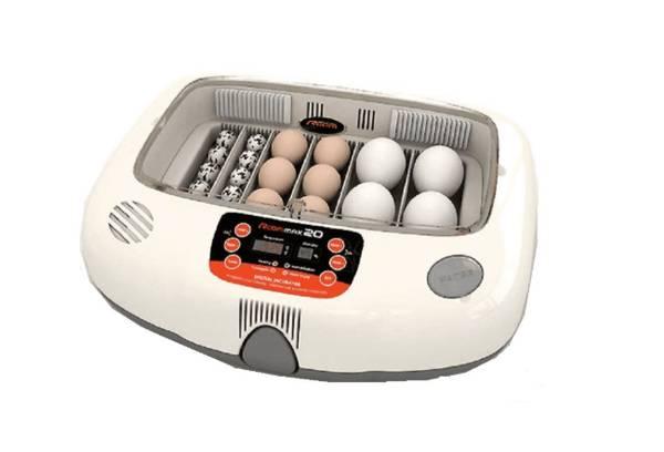 Photo RCOM MX20 Fully AUTOMATIC Digital Egg INCUBATOR - $250 (MOUNT VISION)
