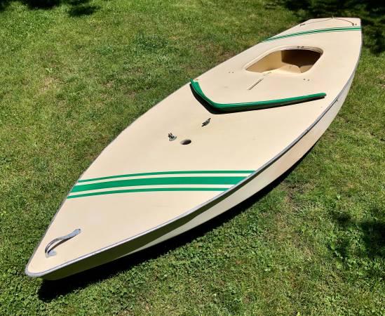 Photo Sunfish Sailboat Hull - $300 (Suffern, NY)