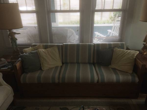 Photo This End Up sofa - $400 (Sidney NY)