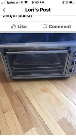 Photo Toaster Oven (Guilderland)