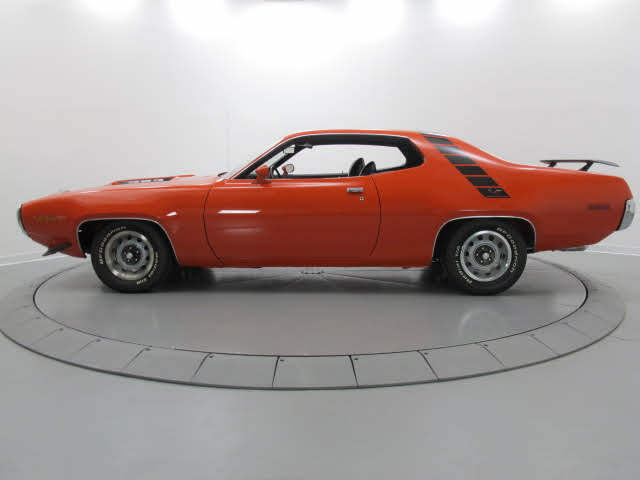 Photo 1971 Plymouth Road Runner