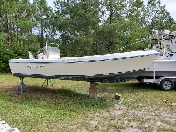 Photo 1982 19 Ft Aquasport - $3,500 (Sneads Ferry)