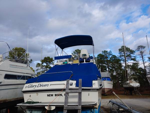 Photo 1987 Carver - $9,500 (New Bern)