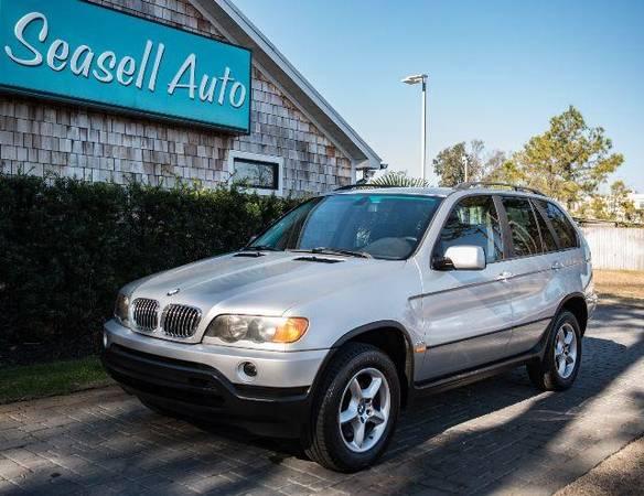 Photo 2002 BMW X5 - - $4,490 (2002 BMW X5 Seasell Auto)