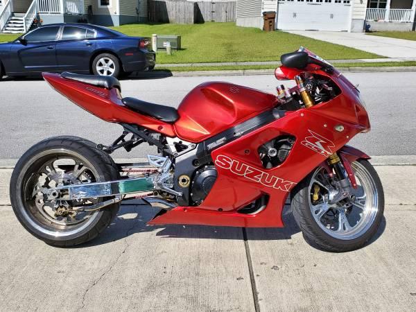 Photo 2003 Suzuki GSXR-1000 - $9,000 (Jacksonville)